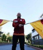 Sneijder resti çekti!