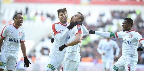Süper Lig'de deja vu: 3 gol, 1 kırmızı