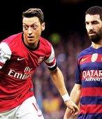 Arsenal'den Barcelona'ya teklif