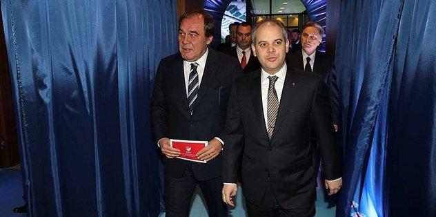 Bakan Kılıç'tan Euro 2024 açıklaması