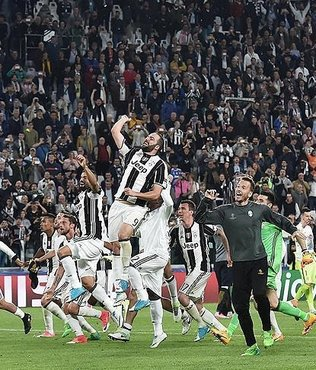 Juventus reach Champions League final