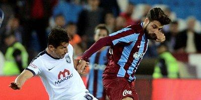 Trabzon'da kazanan Beşiktaş!