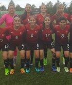 17 Yaş Altı Kız Milli Futbol Takımı şampiyon oldu!