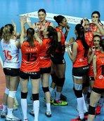 CEV Şampiyonlar Ligi'nde dörtlü finale yükseldi