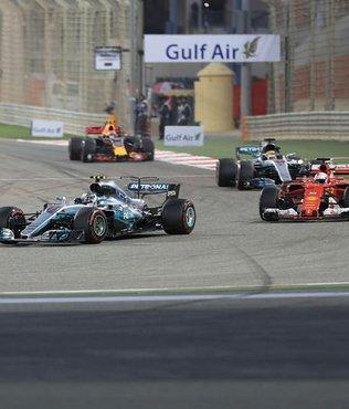 Formula 1'de heyecan sürüyor