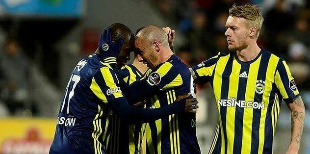 Fenerbahçe ilk yarıları seviyor