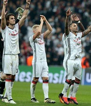 Besiktas pull off historic comeback