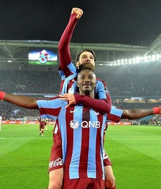 Trabzonspor'un dört şövalyesi