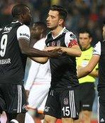 Beşiktaş 21-8 önde