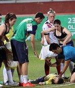 Brezilyalı futbolcu ölümden döndü