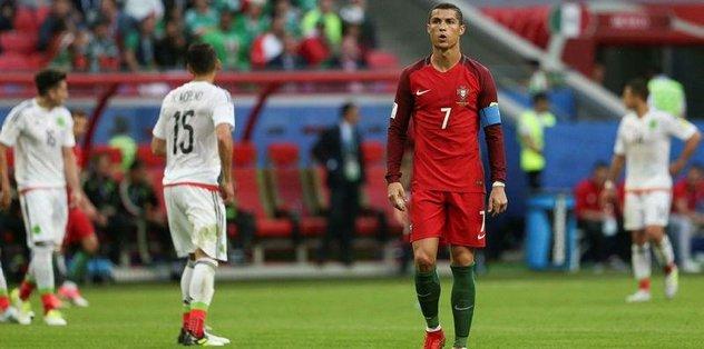 Ronaldo 31 Temmuz'da ifadeye çağrıldı