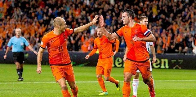 U�an Hollandal� �d�l�ne kavu�tu!