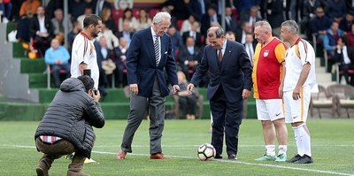 UEFA zaferinin 17. yılı kutlandı