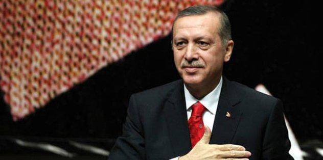 Cumhurbaşkanı Erdoğan'dan şampiyonlara tebrik telgrafı