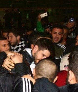 Beşiktaş İstanbul'a döndü