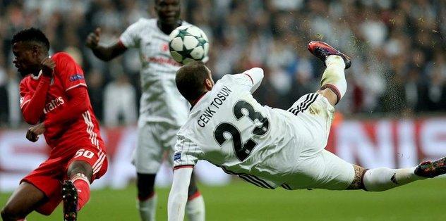 Beşiktaş'tan en iyi gol için 2 aday
