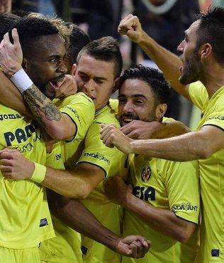 Villarreal, son dakikada g�ld�