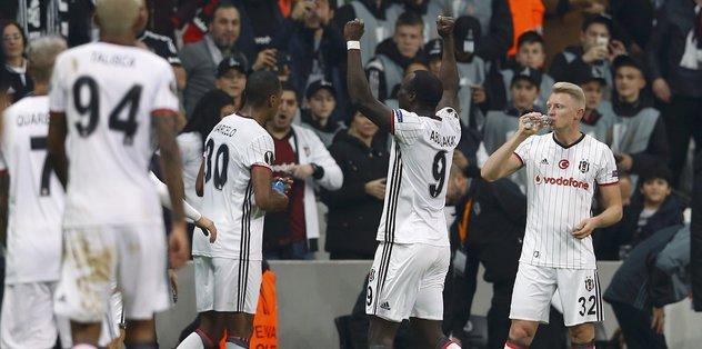 Beşiktaş kasasını doldurdu