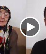 104 yaşındaki ninesi destek verdi