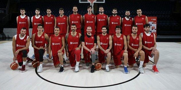 A Milli Basketbol Takımı'nda kadro 14'e indi