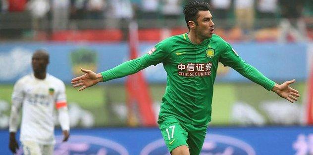 Burak attı, Beijing Guoan kazandı