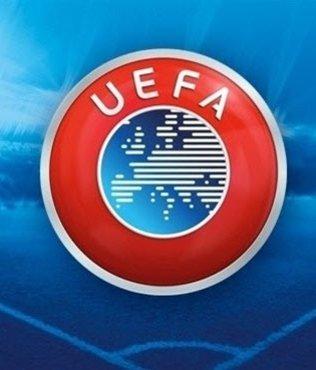 Uefa'dan ihtar cezası geldi
