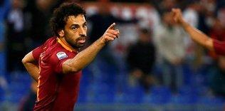 Mohamed Salah'dan gol şov