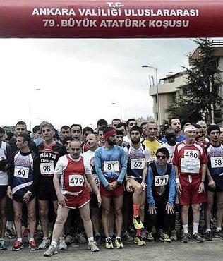 """""""Büyük Atatürk"""" için 81. kez koşulacak"""