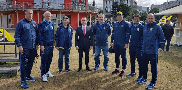 Fenerbahçe Almanya'da yetenek avına çıktı