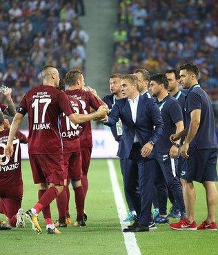 Trabzonspor'da işler yolunda gitmiyor