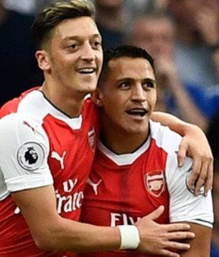 Wenger, Sanchez ve Mesut için umutlu