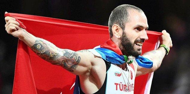 Ramil Quliyev dünyada ilin atleti seçilə bilər