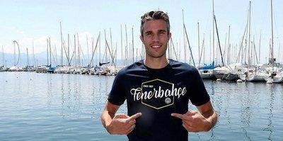 Benfica'dan RVP için 4 milyon euro