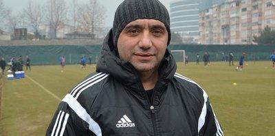Kardemir Karabükspor'da Galatasaray mesaisi