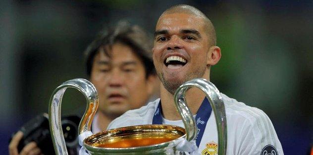 Pepe, Real Madrid'den kötü ayrıldı