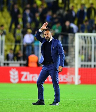 Fenerbahçe, Pereira'yı mumla arıyor
