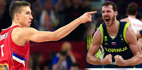 Finalde Slovenya ile Sırbistan karşılaşacak