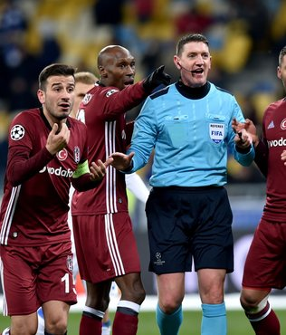 Beşiktaş 0-6 Craig Thomson