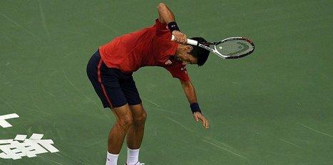 Djokovic yar� finalde elendi
