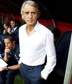 Roberto Mancini'den destek mesajı!
