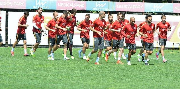 Aslan, Konyaspor'u çalıştı
