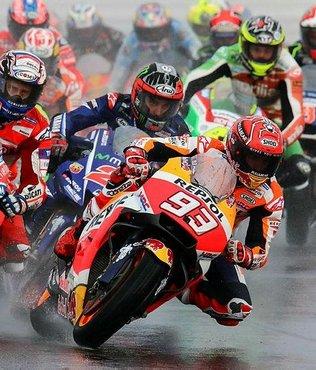 MotoGP'de sezonun 14. yarışı İspanya'da