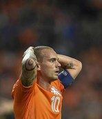 Sneijder defteri kapandı