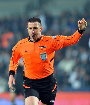 F.Bahçe-Beşiktaş derbisinin hakemi belli oldu