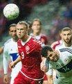 Beşiktaşlı oyuncu milli maçta sakatlandı