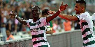 Bursa'da gol düellosu
