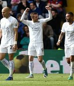 Leicester plot Atletico downfall