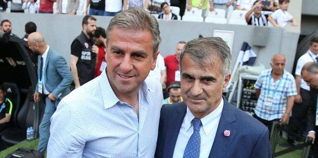 """""""Şampiyon Beşiktaş'ı tebrik ederim"""""""