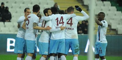 Trabzonspor'dan şahane başlangıç