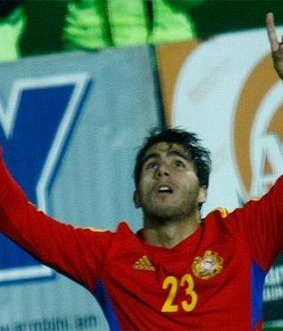 Ermenistan, Kazakistan'ı mağlup etti